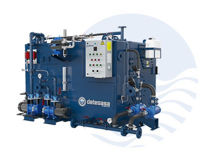 Biologo Sewage Treatment Plants