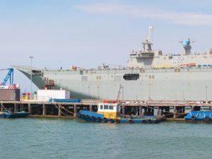 Australian Lhd Canberra Class