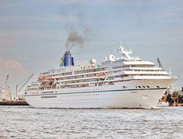 Amadea Cruise Ship Detegasa - Cruise ship amadea