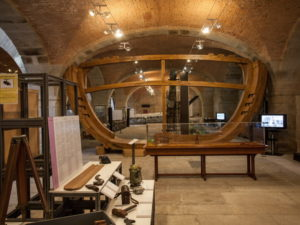 Detegasa se convierte en benefactora del museo de construcción naval EXPONAV