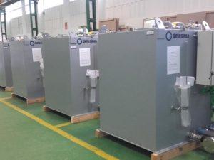 Una aproximación a las  nuevas plantas de tratamiento de aguas residuales de DETEGASA
