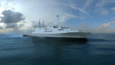 DETEGASa T26 frigates