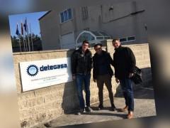NedPower visits Detegasa