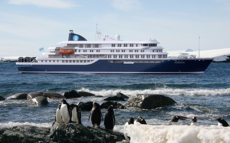 Detegasa Inks Contract For Polar Cruise Ship Detegasa - Cruise ship sewage