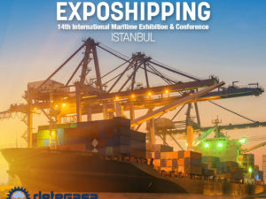 Detegasa attends Exposhipping Expomaritt: International Maritime Exhibition & Conference in Istambul