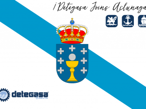 Detegasa joins the Galician Cluster Aclunaga.