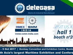 Meet our Detegasa Team at INMEX Exhibition in Mumbai!