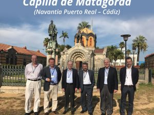 Detegasa visits Navantia Cádiz