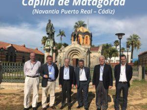 Detegasa Visita Navantia Cádiz