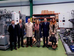 AESMIDE visits Detegasa