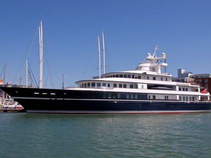 "Detegasa will install a STP on the megayacht ""Leander"""