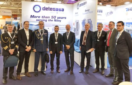 Detegasa at EuroNaval