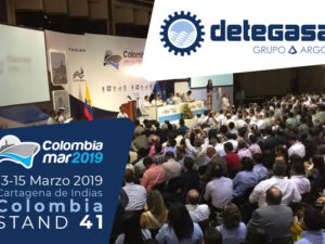 Detegasa will attend Colombiamar 2019