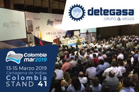Detegasa Colombiamar 2019