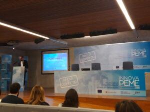 DETEGASA asiste al acto de presentación del Plan InnovaPEME en GAIN