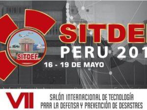 DETEGASA EN SITDEF2019, PERÚ
