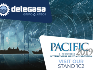 Detegasa will attend PACIFIC Expo 2019 in Sydney next October 8th to 10th