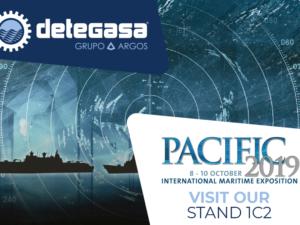 Detegasa estará presente en Pacific 2019 desde el 8 al 10 de octubre en Sydney