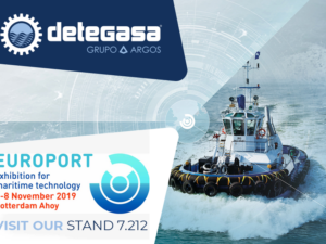 Detegasa will be in Europort 2019 next week